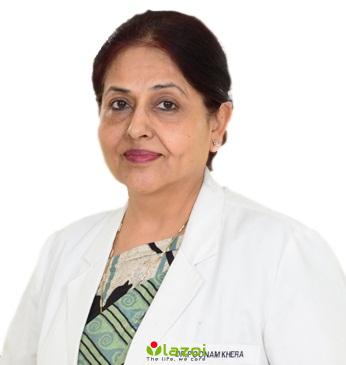 Dr. Poonam Khera- Gynecologist-Obstetrician,  North Delhi