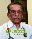 Dr. John Zachariah  David