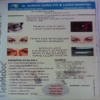Ophthalmologist, Eye Surgeon, Eye Specialist, Paschim Vihar, East Delhi, Delhi, India