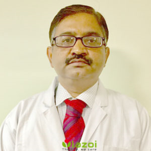 Dr. Rajesh Gupta- Pulmonologist,  Ghaziabad